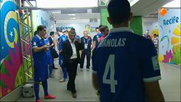 FIFA Wereldkampioenschap Voetbal FIFA Wereldkampioenschap Voetbal: 2de helft Costa Rica - Griekenland