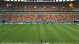 FIFA Wereldkampioenschap Voetbal FIFA Wereldkampioenschap Voetbal: 2de helft Frankrijk - Nigeria
