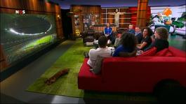 FIFA Wereldkampioenschap Voetbal wedstrijdanalyse Brazilië - Duitsland