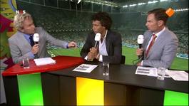 FIFA Wereldkampioenschap Voetbal wedstrijdanalyse Nederland - Argentinië