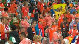 FIFA Wereldkampioenschap Voetbal 2de helft Nederland - Argentinië