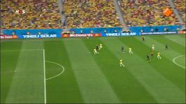 FIFA Wereldkampioenschap Voetbal wedstrijdanalyse Brazilië - Nederland