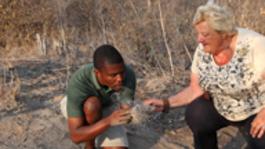 Erica op Reis Namibië