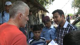 Peter R. Over De Grens - Nepal
