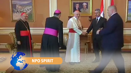 NPO Spirit 2014 Gezant paus bij vluchtelingen