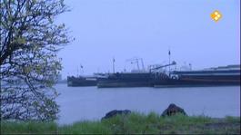 Het Klokhuis - Containerschip