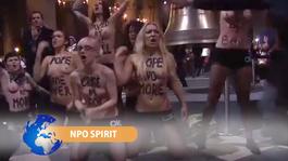 Npo Spirit - Npo Spirit 11 September. Naakt Aan Klokken Notre Dame Niet Bestraft