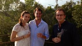 Blauw Bloed Exclusief interview met prins Felix en prinses Claire