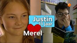 Gek op jou! Justin vs Merel