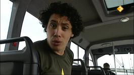 Het Klokhuis - Amfibiebus