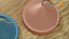Het Zandkasteel - Kunst