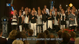 Kerkdienst Vanuit... - Martin Brand En Gospelkoor Mission