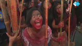 Npo Spirit - Halloween Zaait Terreur Op De Filipijnen