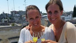 Ik Vertrek - Marieanne En Joelle - Italië