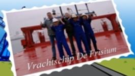 Dekselse Dames - Vrachtschip De Frisium