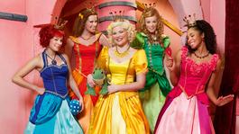 Prinsessia - Koningin Roos