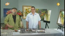 Schilderen Met Gary Jenkins - 15. Goud Vink - Schilderen Met Gary Jenkins