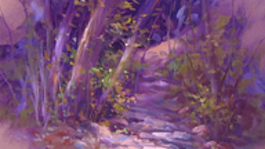 Schilderen met Gary Jenkins Impressionistisch landschap