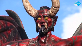 NPO Spirit 2014 De duivel verbranden