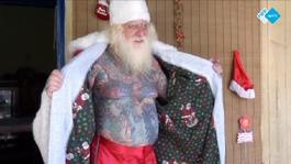 Npo Spirit - Kerstman Kickt Op Inkt