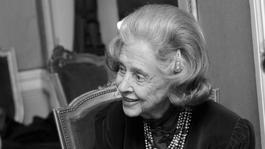 Blauw Bloed Begrafenis koningin Fabiola van België