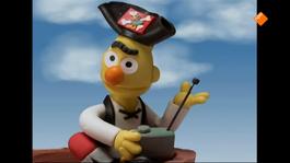 De avonturen van Bert en Ernie Piraten