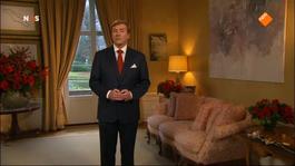 NOS Kersttoespraak Koning Willem-Alexander Kersttoespraak koning Willem-Alexander