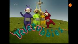 Teletubbies - Figuren Plakken