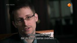 Brandpunt Reporter - De Jacht Op Edward Snowden