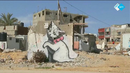 Npo Spirit 2015 - Banksy In Gaza