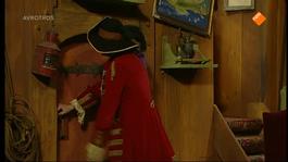 Piet Piraat De deur zit klem