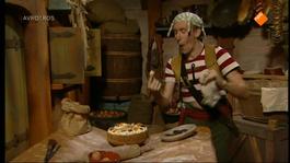 Piet Piraat Giftige taart