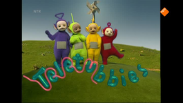 Teletubbies - Basketbal