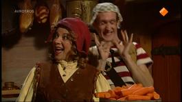 Piet Piraat Wortels