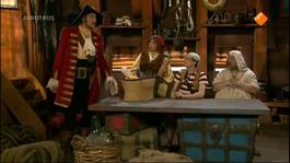 Piet Piraat Chocolademelk