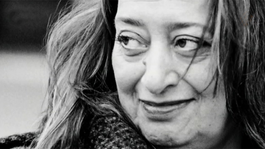 Kunstuur - Zaha Hadid
