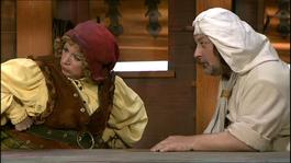Piet Piraat Een wedstrijdje vissen