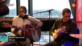 Vpro Vrije Geluiden - Louis Van Dijk Trio, Gwyneth Wentink En Zé Luis