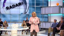 Radar - Uitzending 13-04-2015