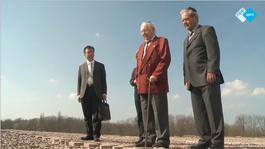 NPO Spirit 2015 Na 70 jaar weer in een concentratiekamp