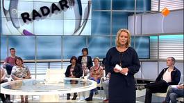 Radar - Uitzending 20-04-2015