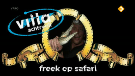 Freek Op Safari - Python