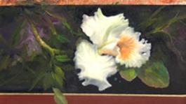 Schilderen Met Gary Jenkins - Orchidee Van De Tropen