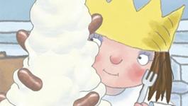 Kindertijd - Ik Wil Groot Zijn (de Kleine Prinses)