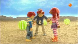 Het Zandkasteel - Dansen Op Het Strand