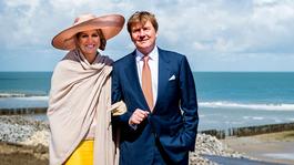 Blauw Bloed Koningspaar brengt streekbezoek aan Zeeuws-Vlaanderen