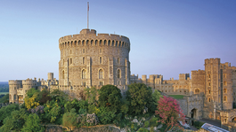 The Queens Palaces Windsor Castle