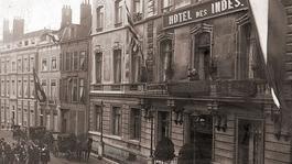 Hotel Des Indes, Logeren Op Stand - Hotel Des Indes, Logeren Op Stand