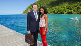 Death In Paradise - A Deadly Curse