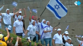 NPO Spirit 2015 Joodse spelen in Berlijn